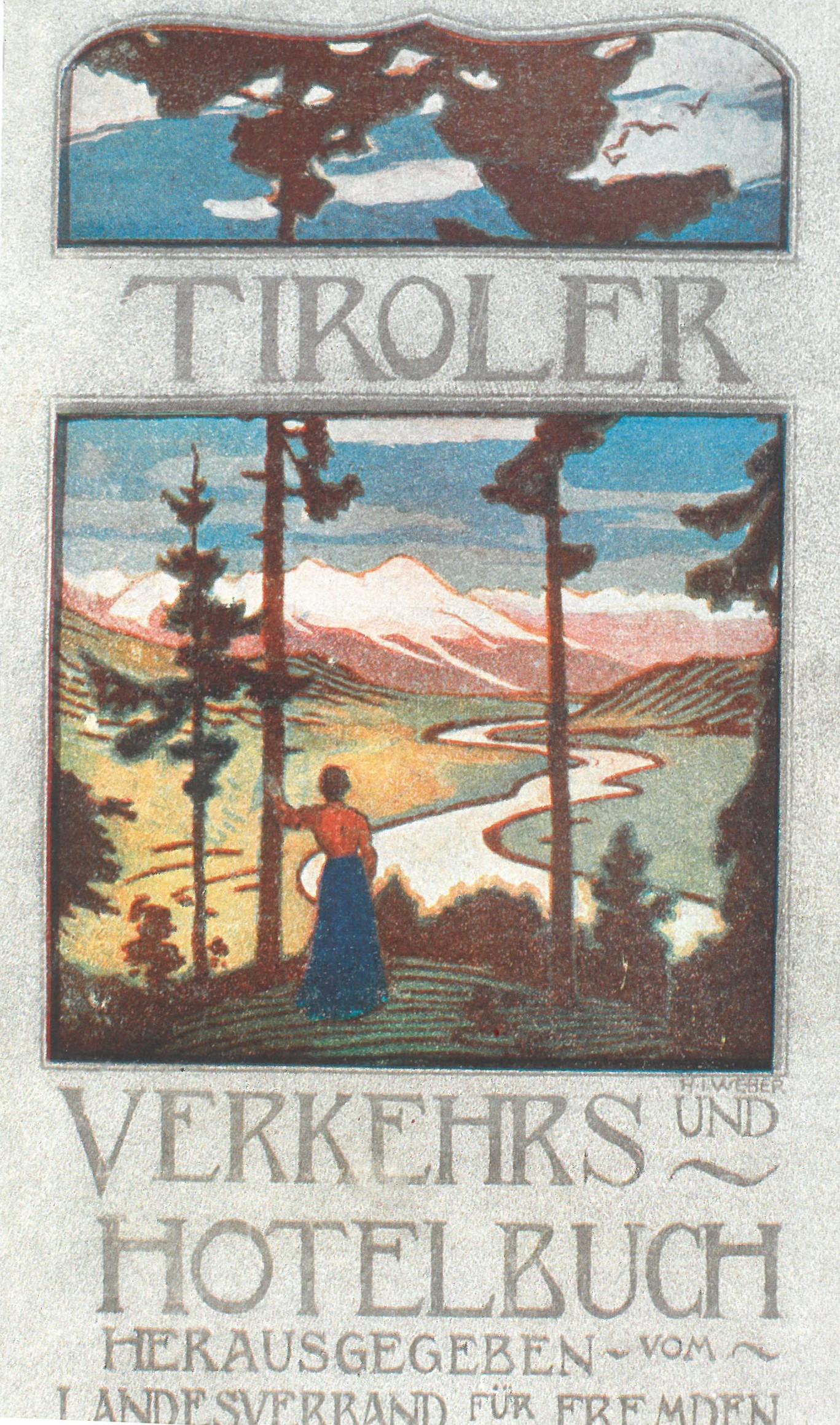 Tiroler Verkehrs-Hotelbuch