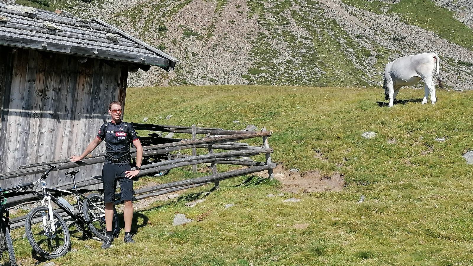 Thomas Apolloner, Mountainbike, Alm