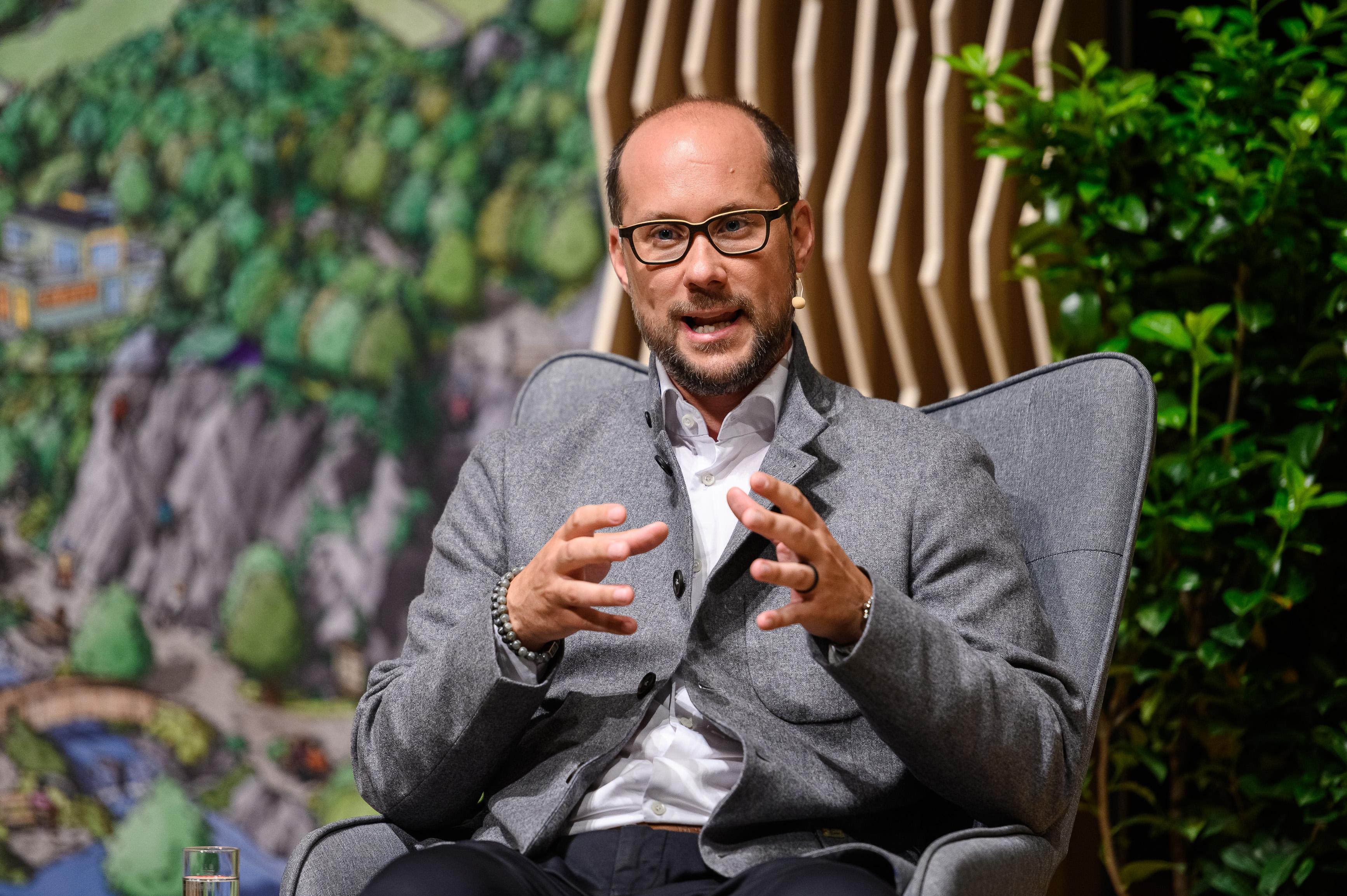 Mario Gerber, Interview