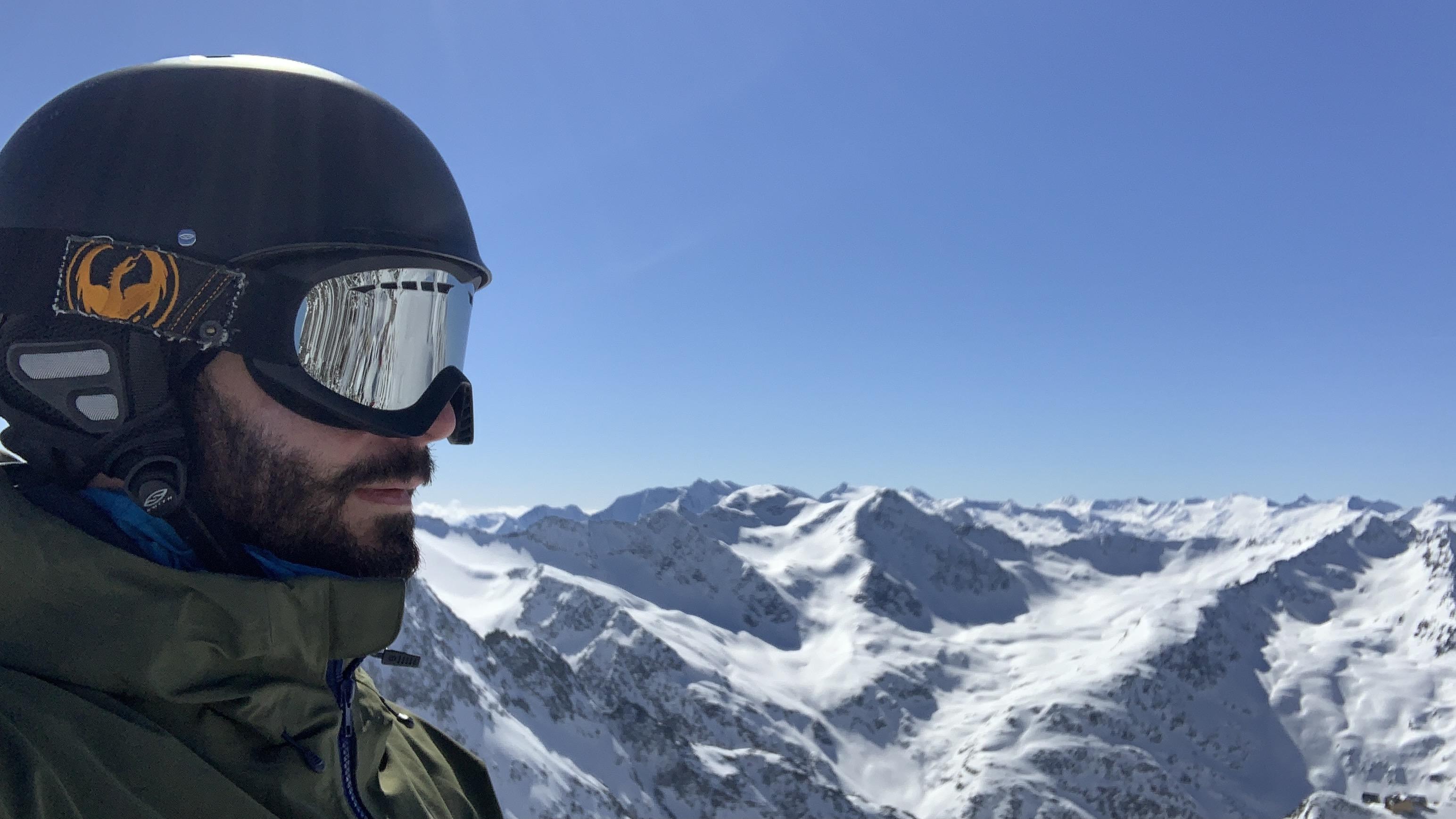 Armin Möller, Skifahren