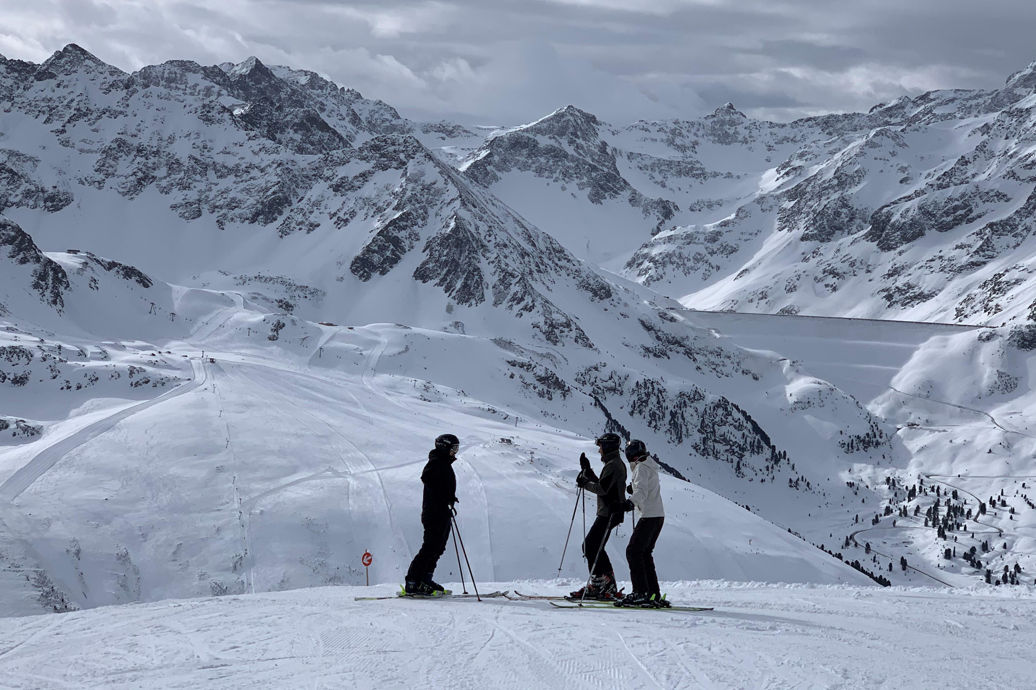 Holger Gassler, Skifahren