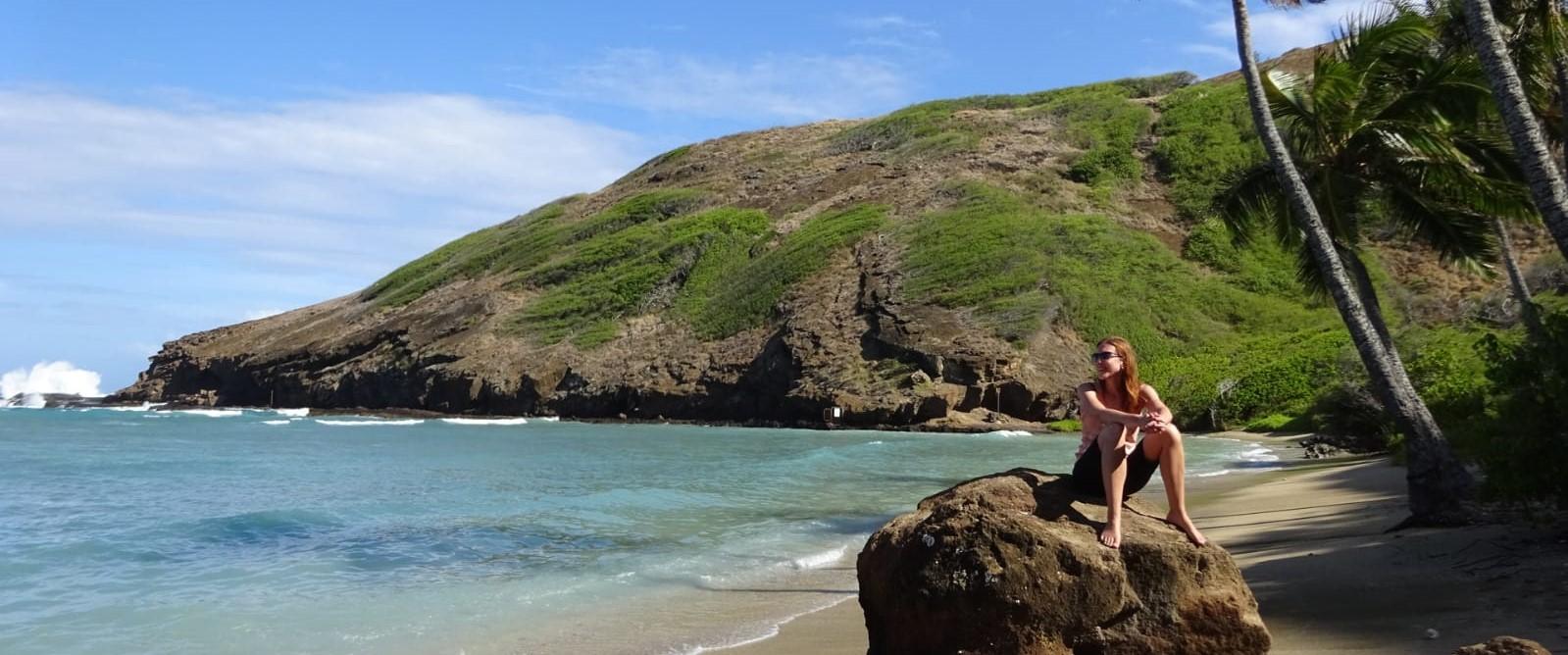Martina Kapeller, Hawaii