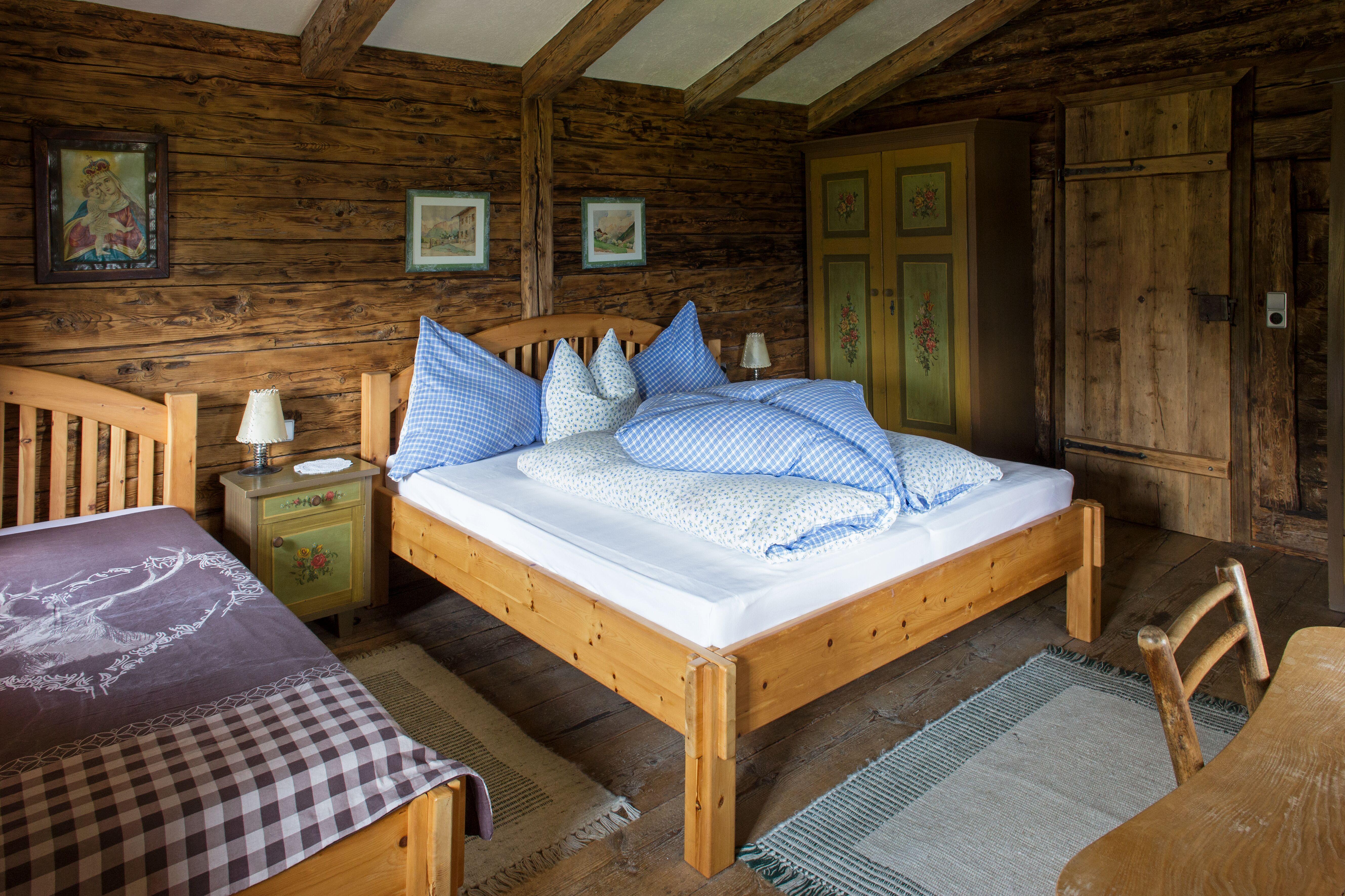 Alte Stube, Gästebett