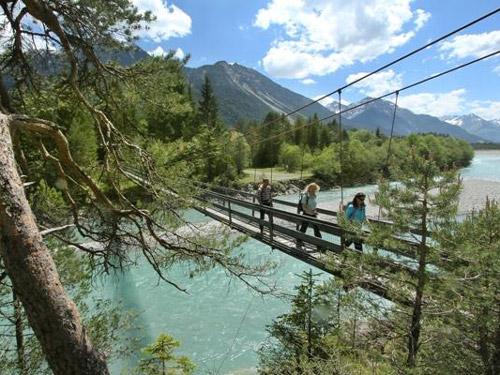 Lechweg, Brücke