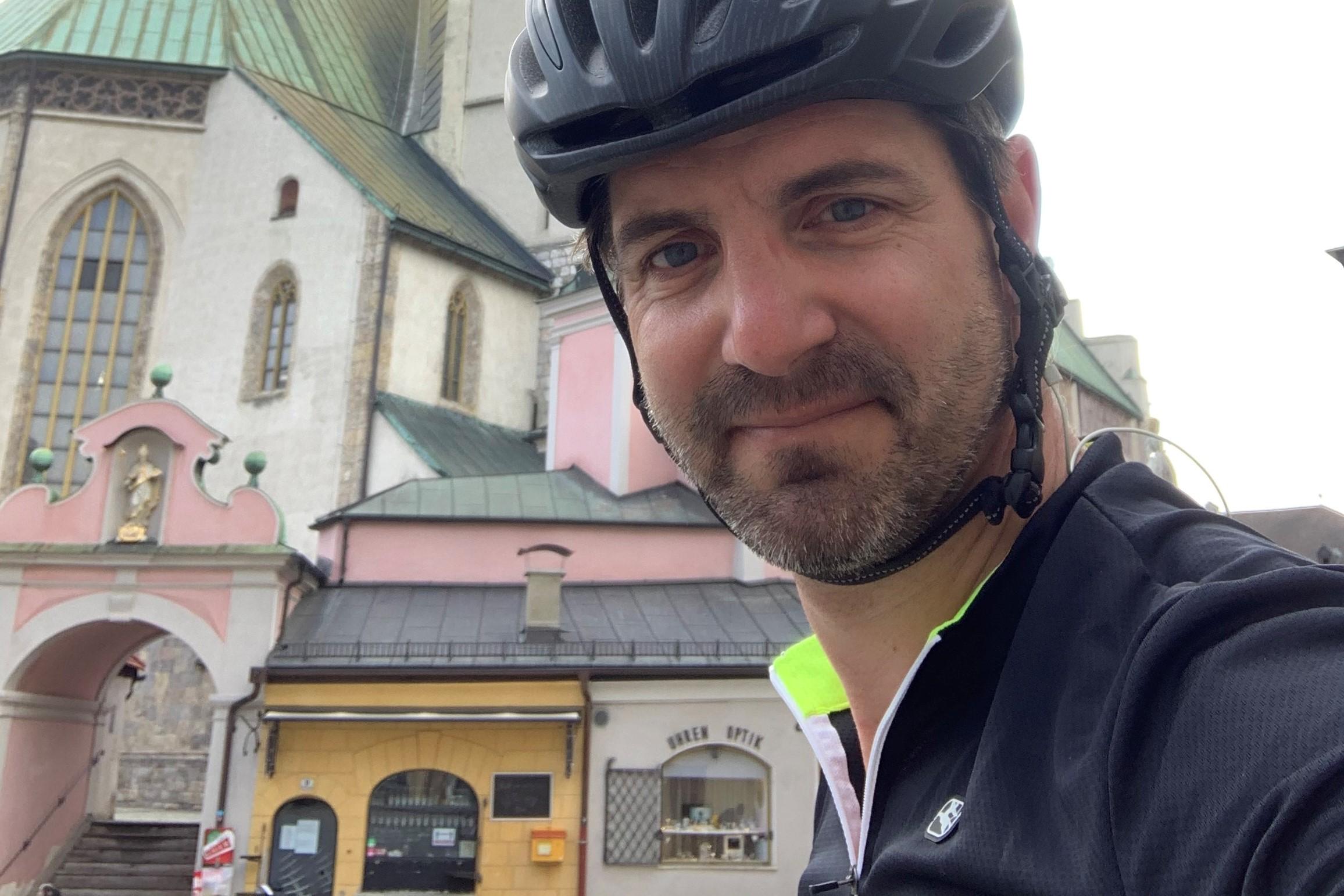 Holger Gassler, Radfahren