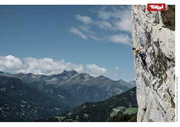 Poster Klettergarten Matrei in Osttirol