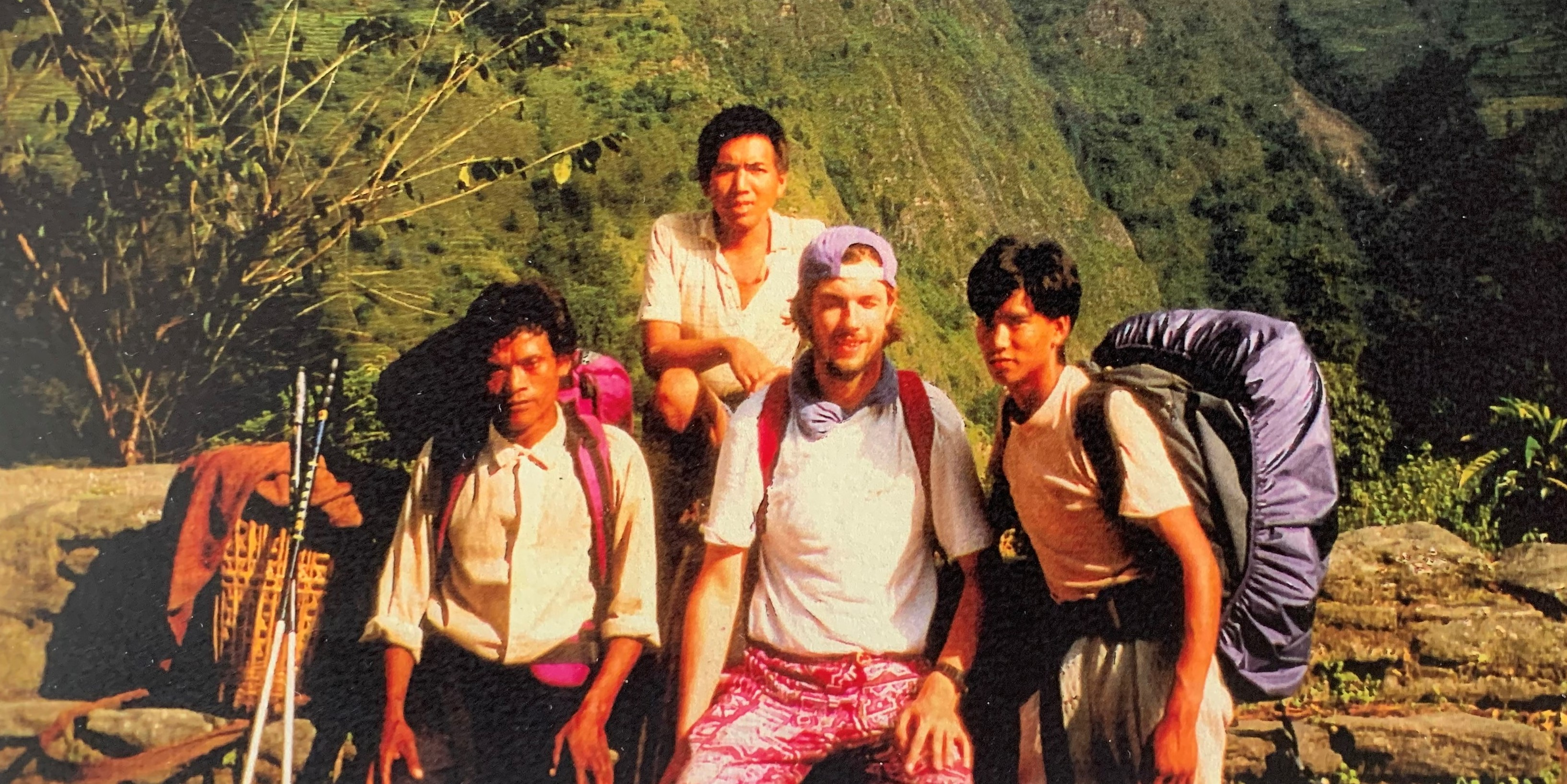 Johannes Köck, Nepal, Freunde
