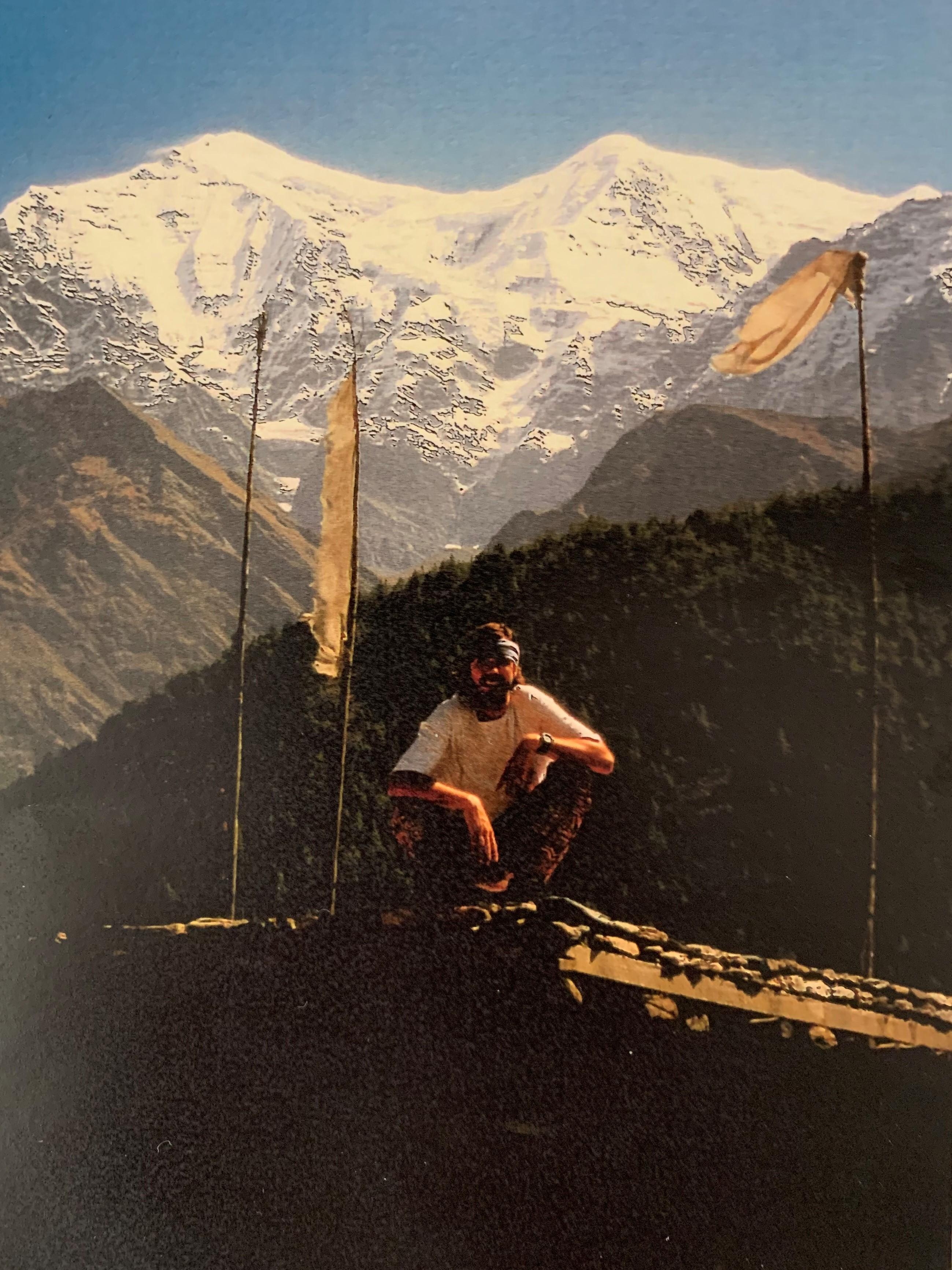 Johannes Köck Nepal