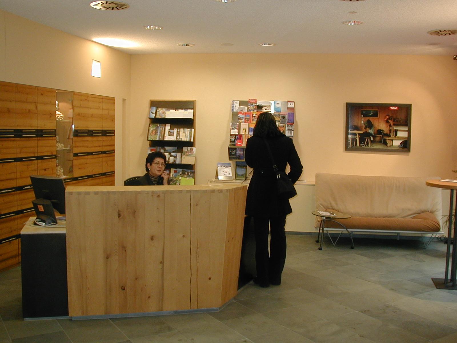 Altes Foto vom Tirol Shop