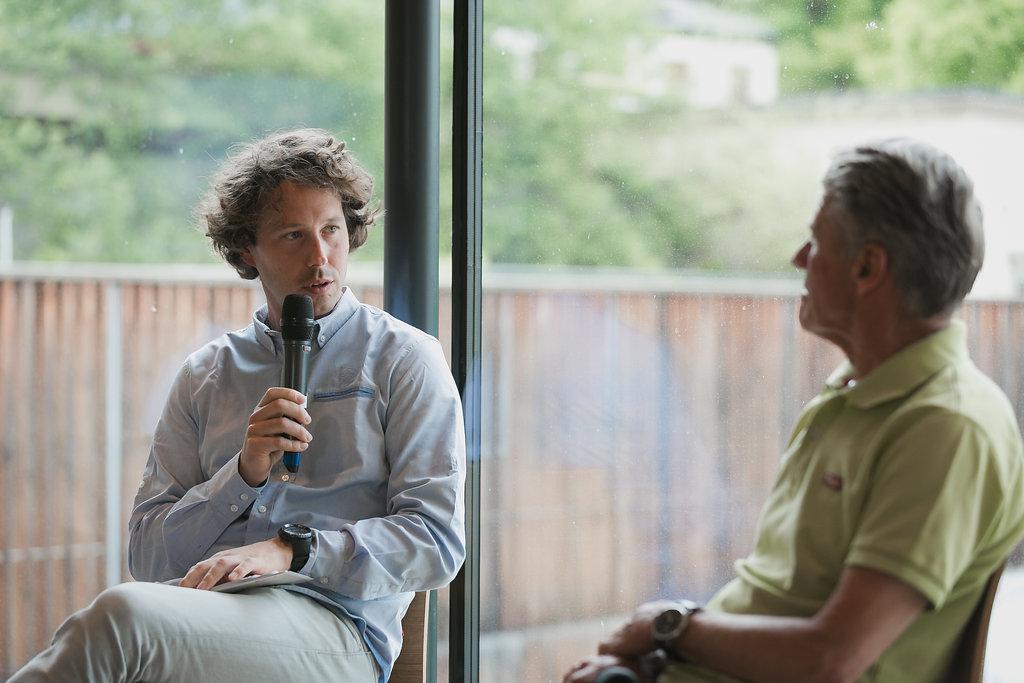 Michael Walzer, Interview Adlerweg