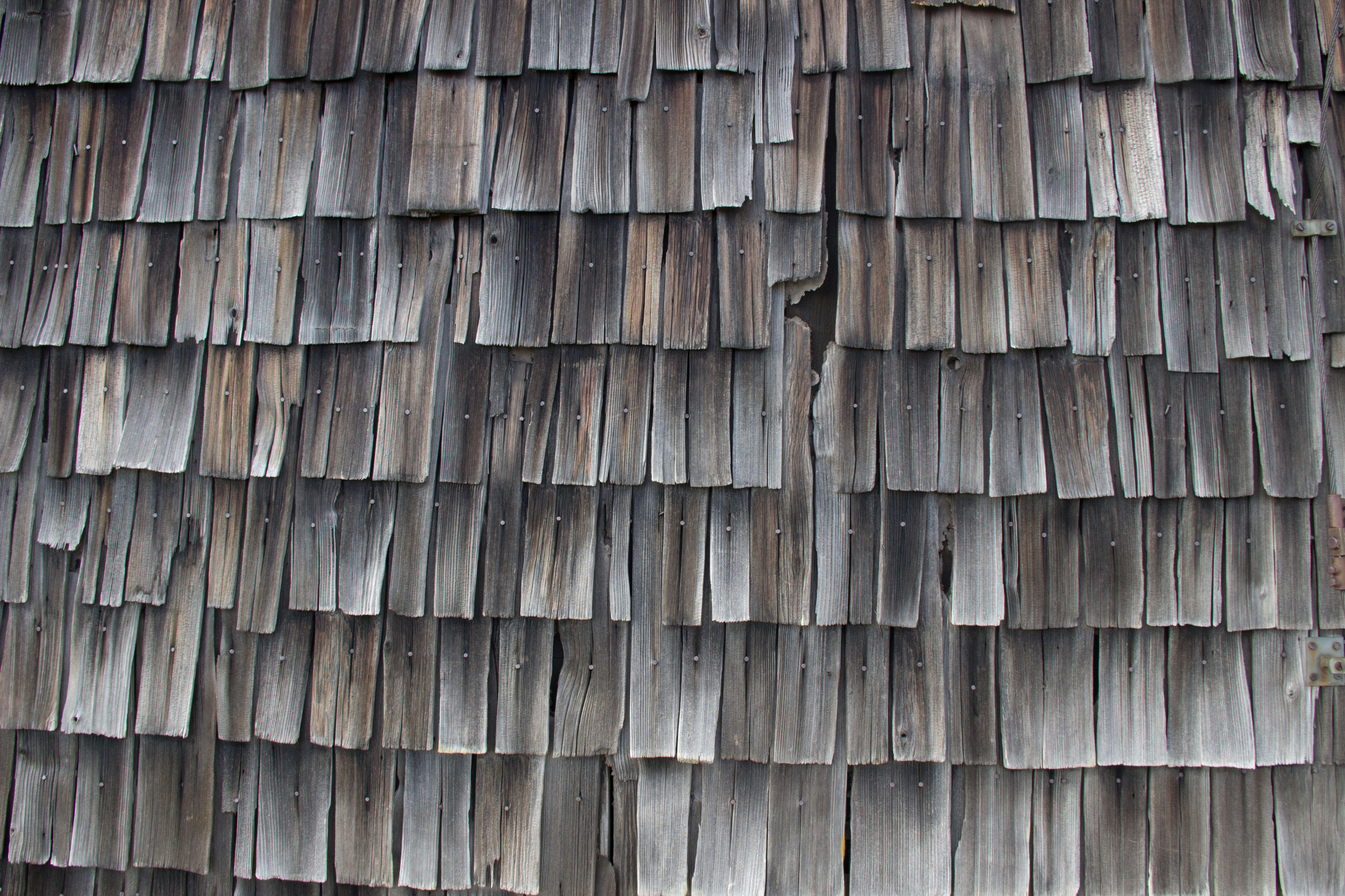 Holzschindeln