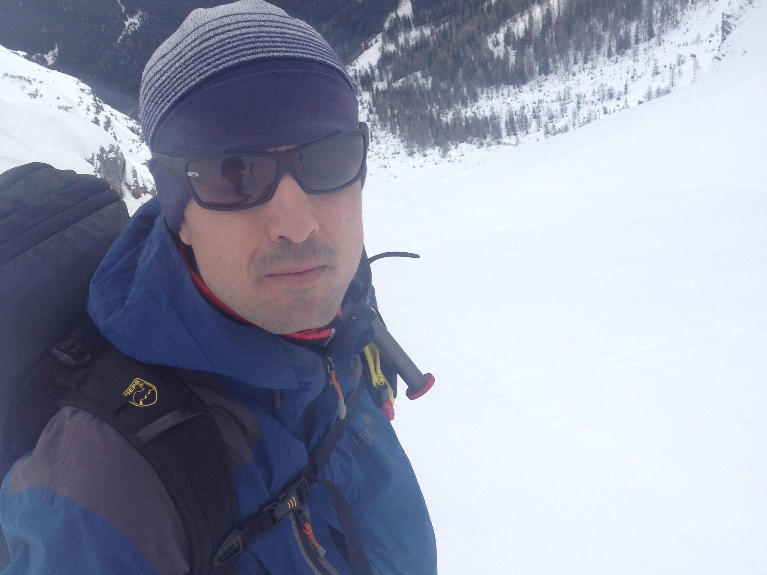 Florian Neuner, Skifahren