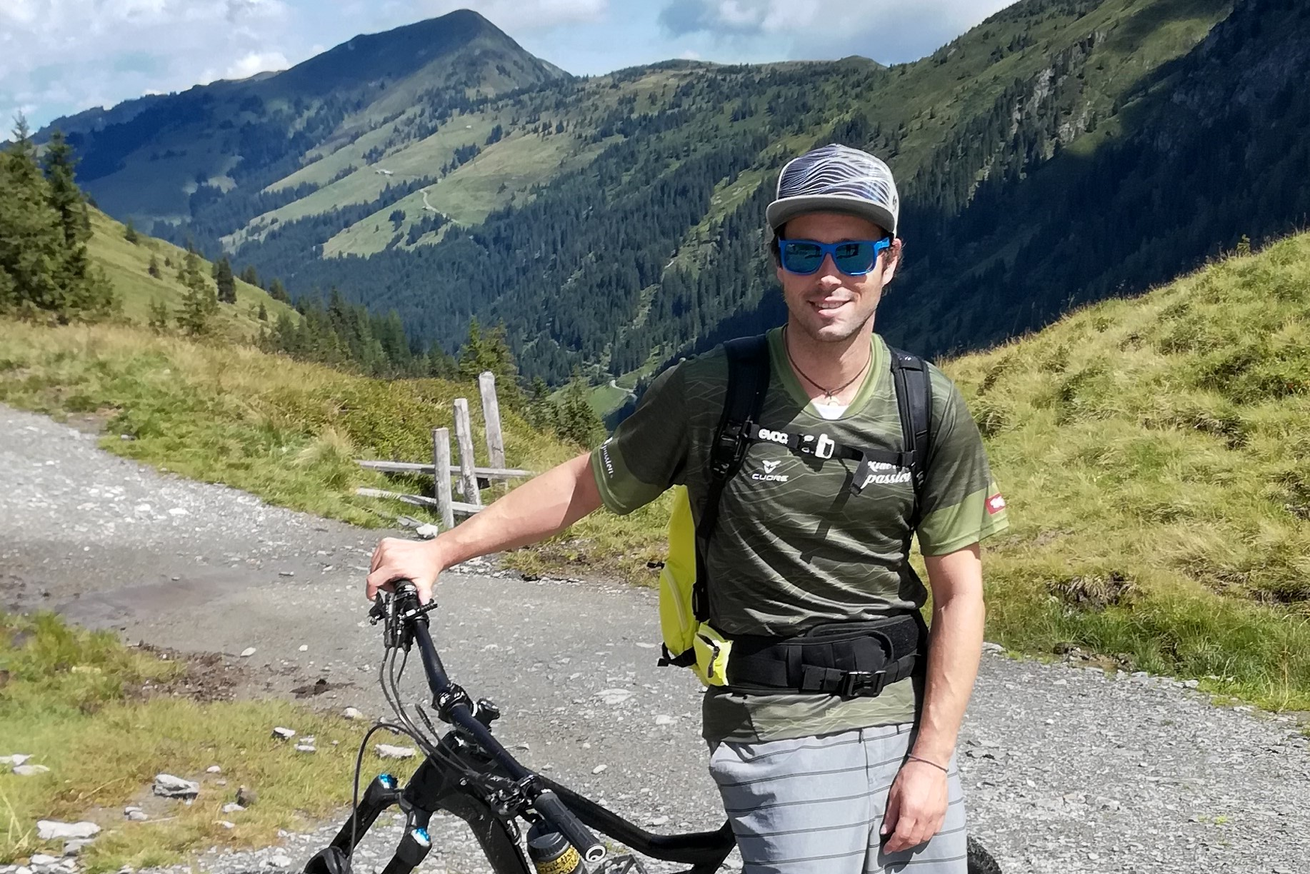 Michael Walzer, Radfahren