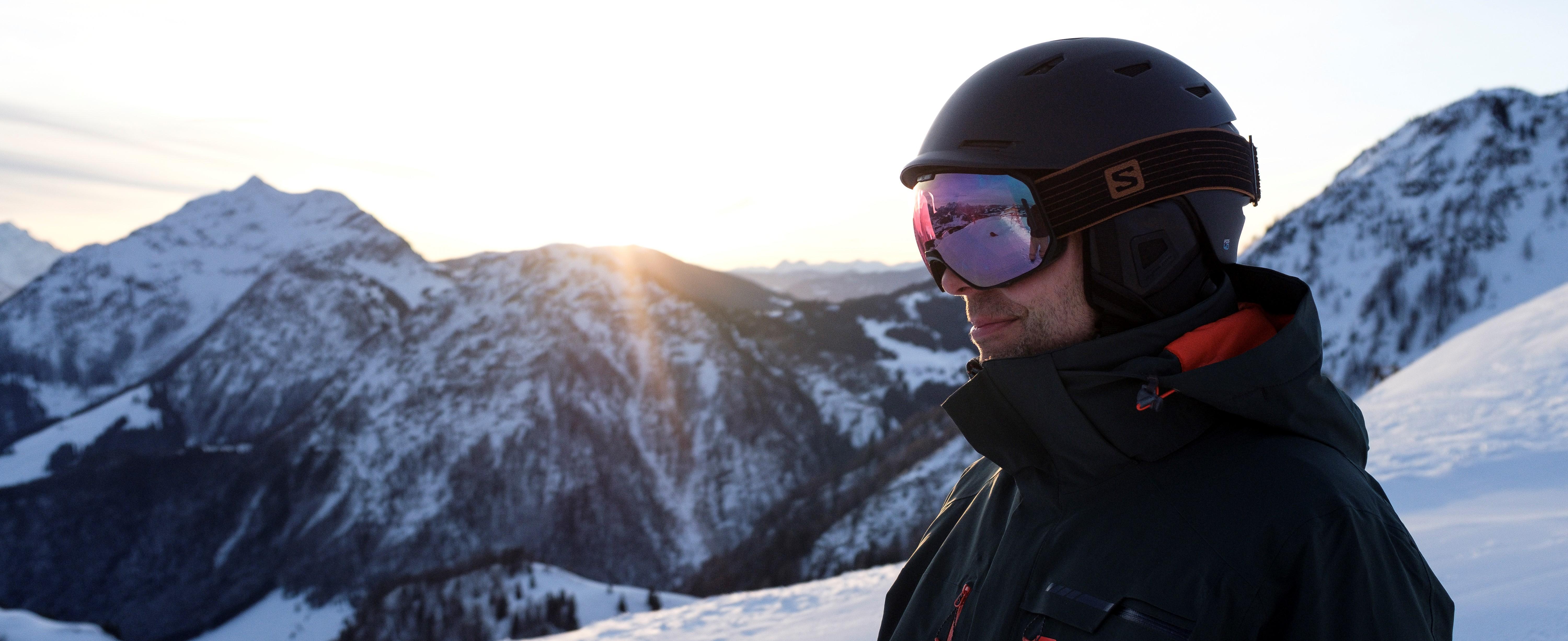 Klaus Brunner, Skifahren